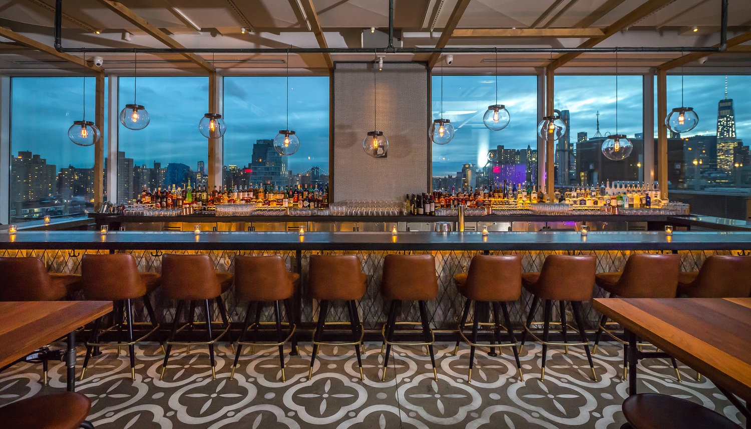 Hotel Design Ny The Best Hotel Bars In New York City