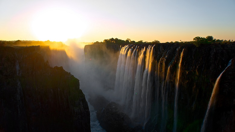 Niagara Falls Full Hd Wallpaper The 12 Most Beautiful Places In Africa