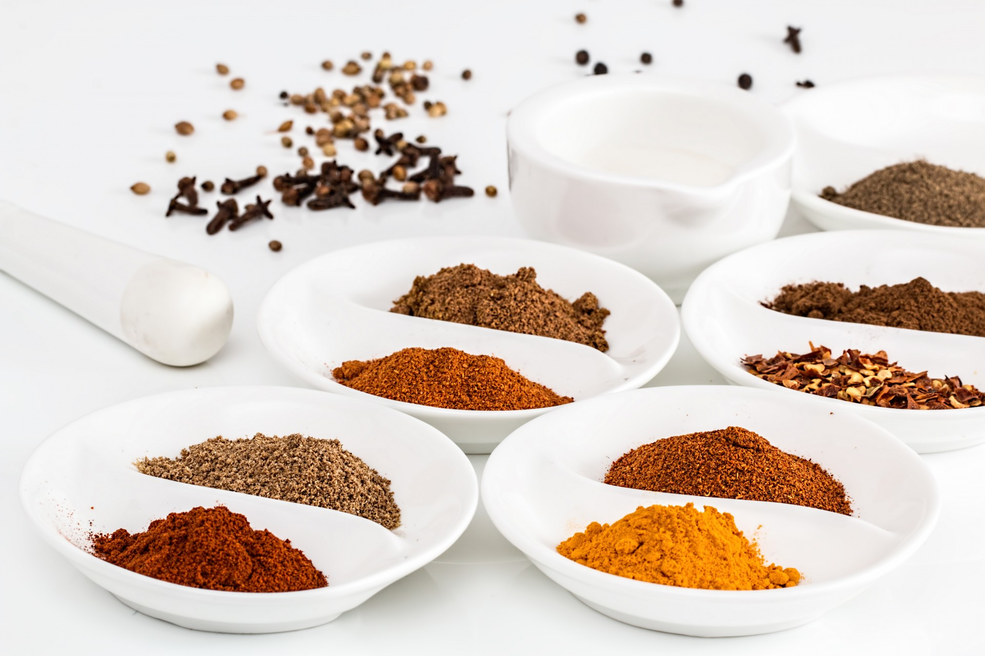 Cuisine Spicy India 39s Most Common And Flavorful Spices