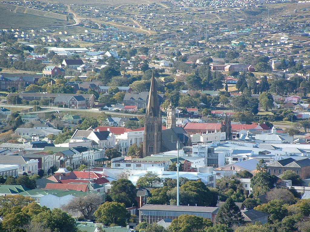 Grahamstown, South Africa © Tim Giddings/WikiCommons