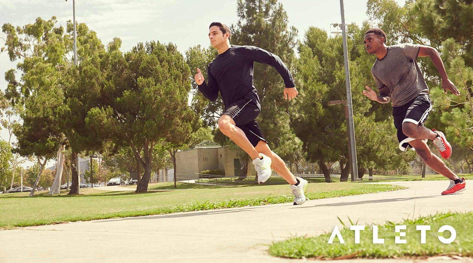 Running Jogging App Atleto App Connects Like Minded Athletes