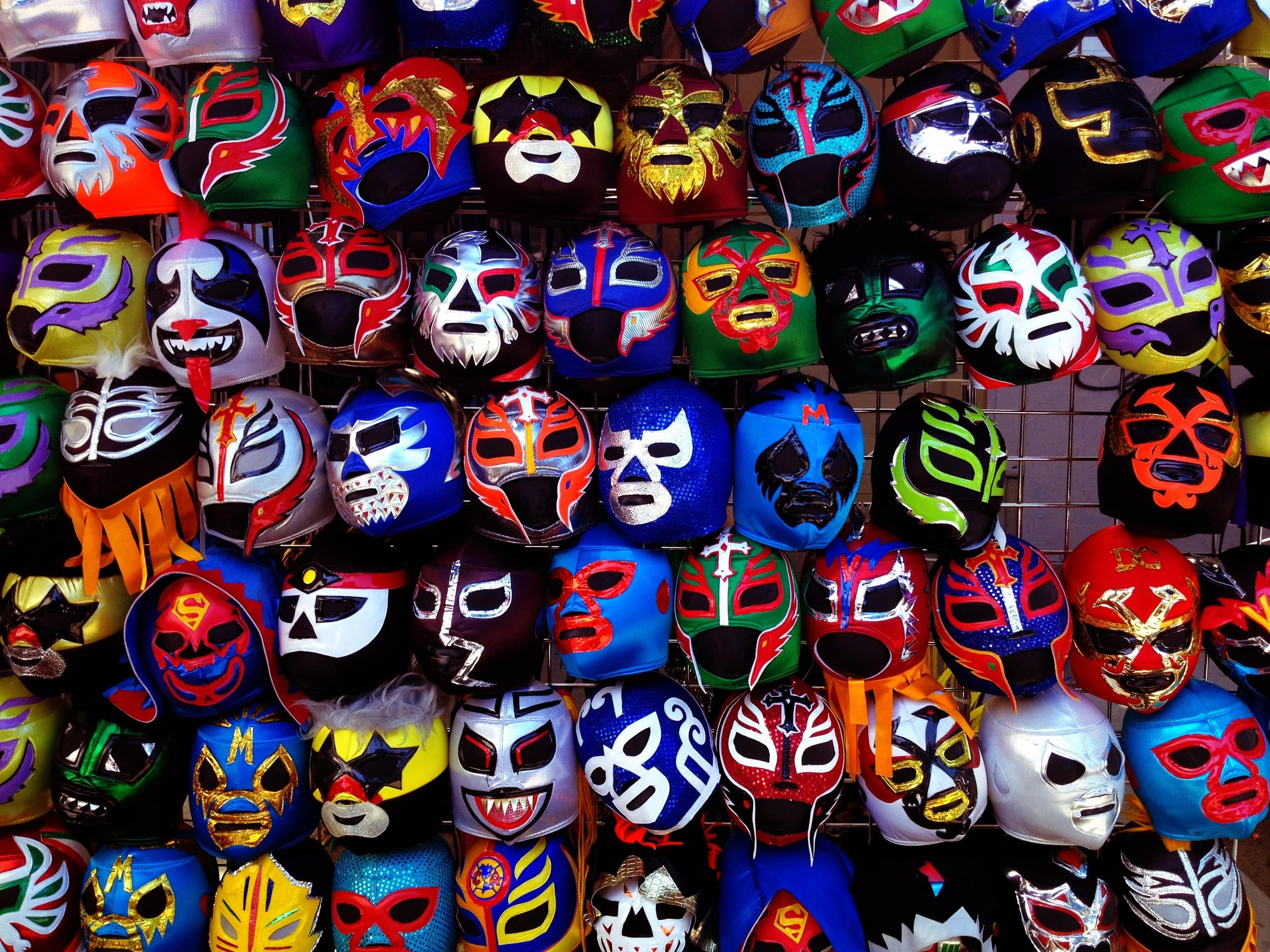 Lucha Libre Mexico Where To Watch Mexican Wrestling In Mexico City
