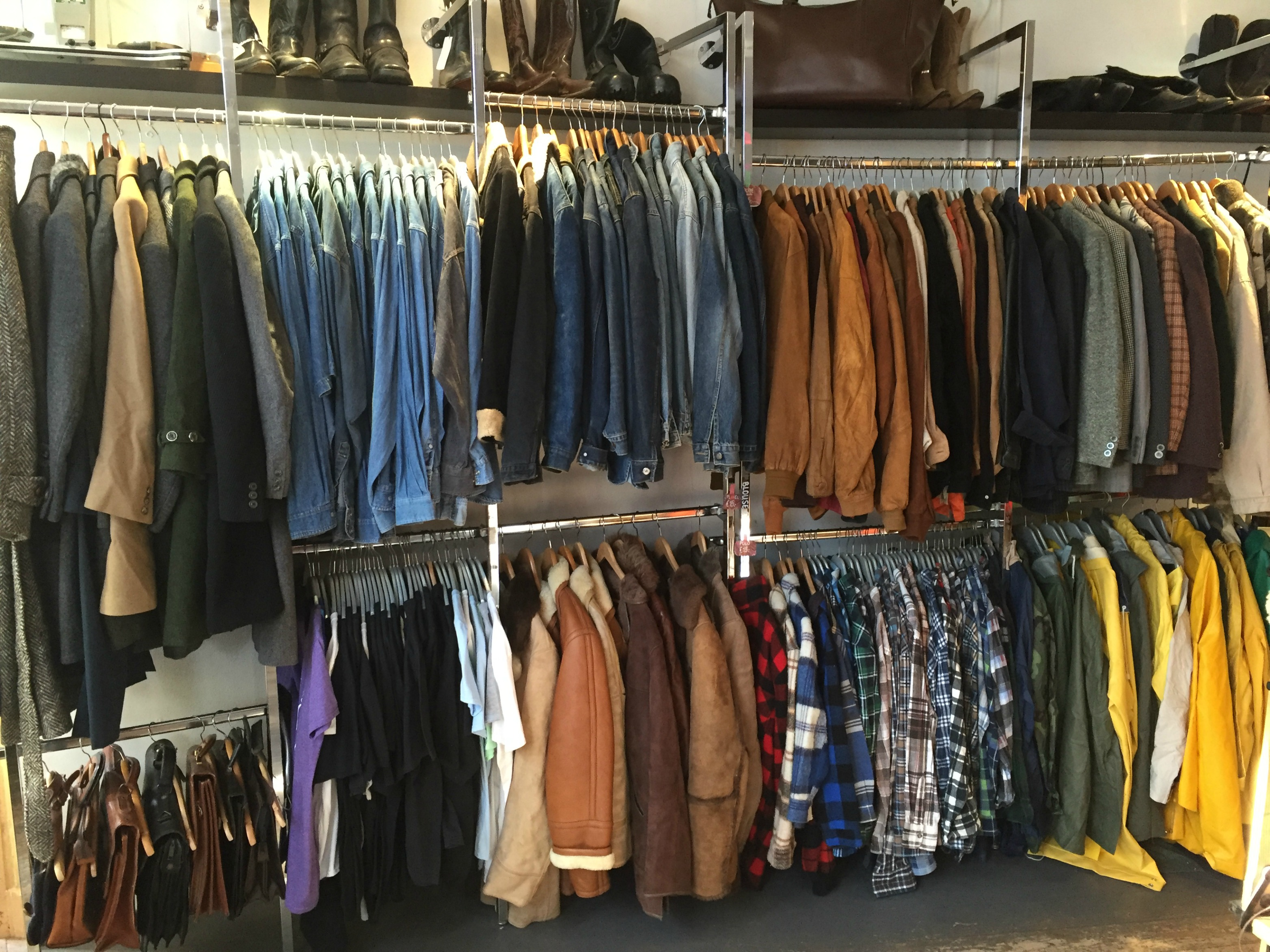 Vintage Shop Utrecht Where To Find The Best Vintage And Secondhand Clothing In Utrecht