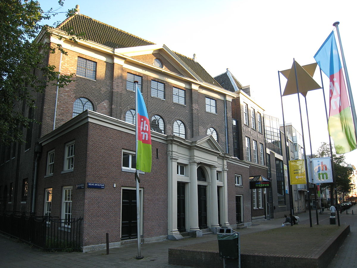 Amsterdams Museum A Guide To Amsterdam 39s Jewish Cultural Quarter