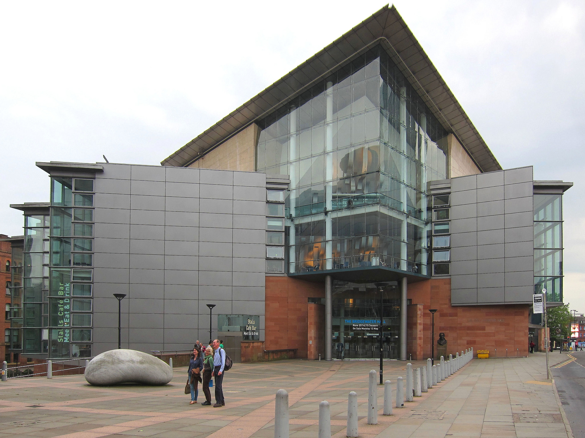 The 5 Most Impressive Buildings In Manchester Uk