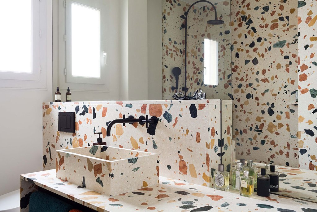 Terrazzo Plan De Travail Terrazzo Is The 'new Marble' And Designers Are Going Crazy