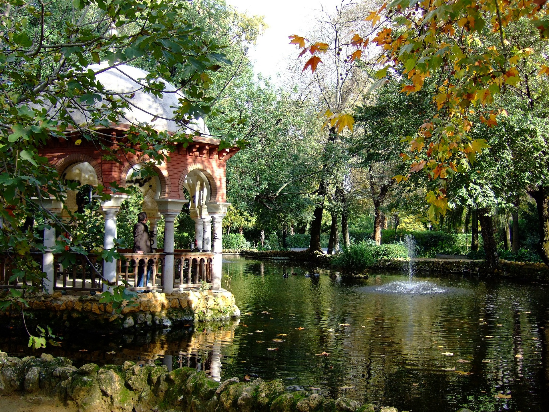 Salon Maria Luisa Top 10 Things To See And Do In El Centro Seville