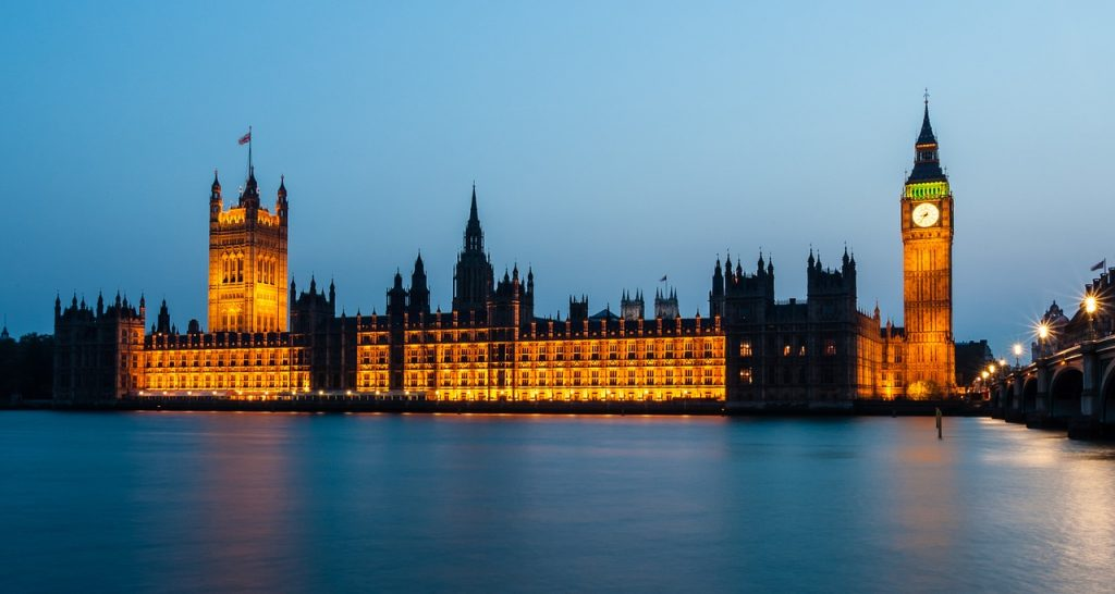 A Brief History Of The Houses Of Parliament