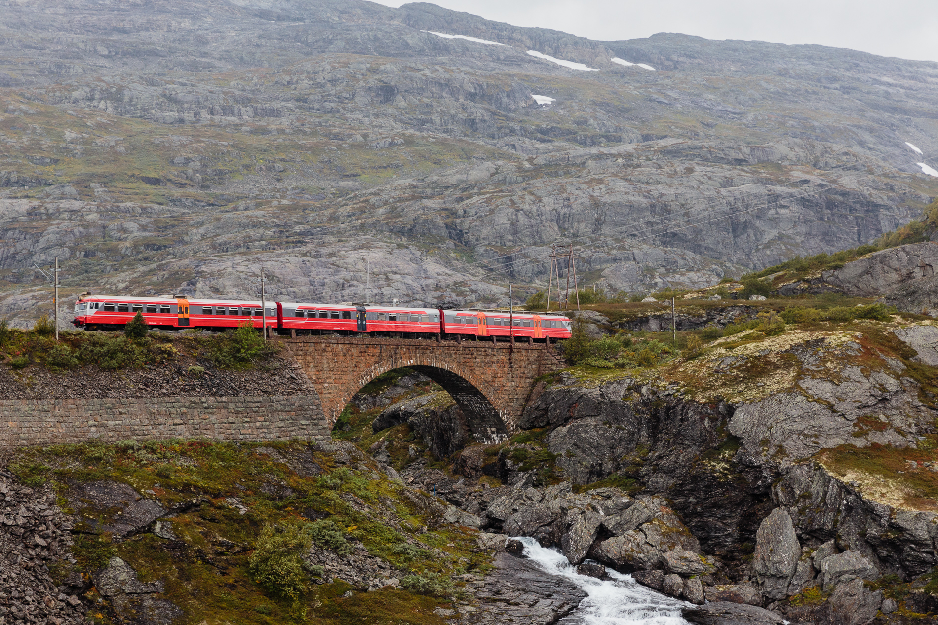 Norway Train From Oslo To Bergen The Stylish Way The Bergen Oslo Railway