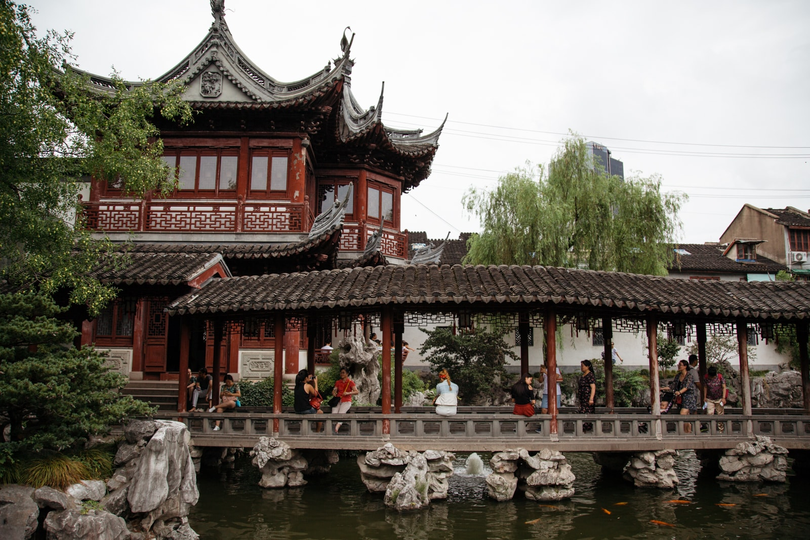 Giardino Yuyuan 7 Things You Didn T Know About The Yu Garden Of Shanghai
