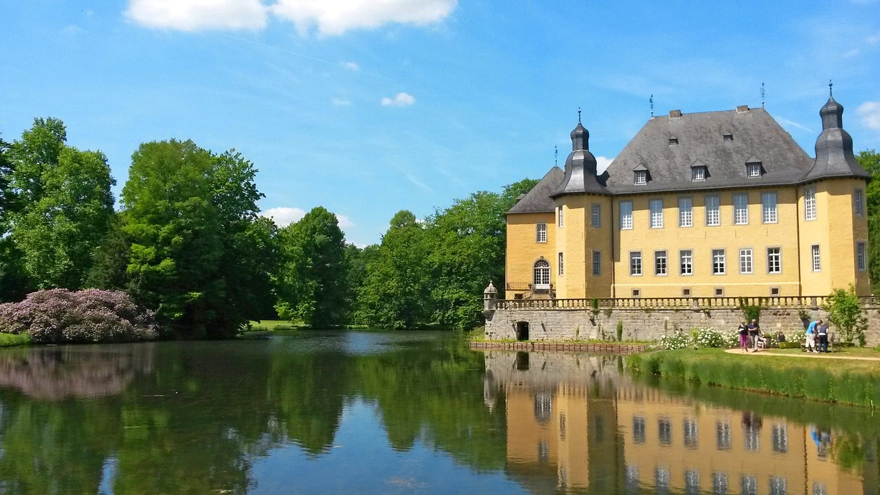 Cash Pool Jever The Best Day Trips From Dusseldorf