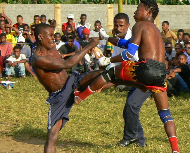 Second Hand Kitchen Island Moraingy: Madagascar's Unforgiving Martial Art