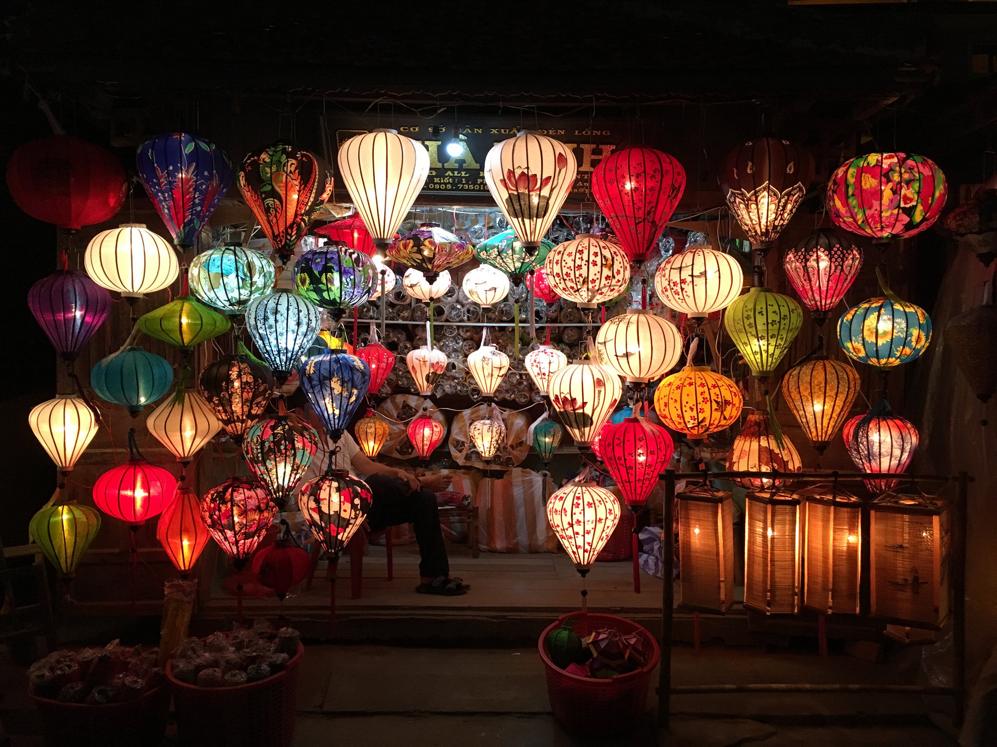Outdoor Lichterkette Lampions Where To Buy Lanterns In Ho Chi Minh City