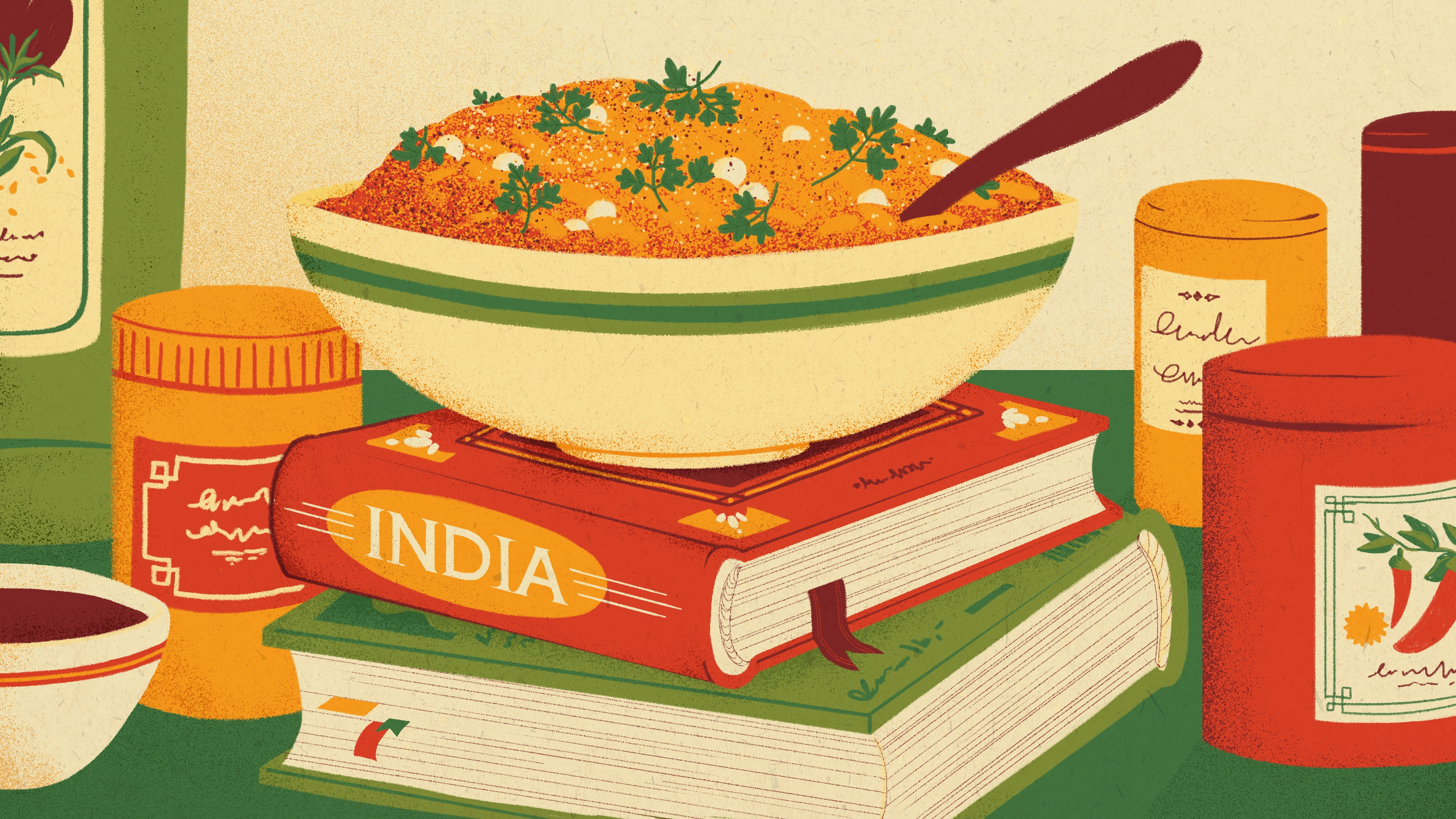 Cuisine India The 10 Best Cookbooks For Traditional Indian Food