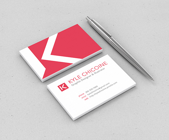 Personal Business Card Business Cards The Design Inspiration