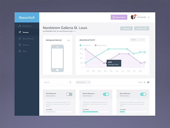 25 Innovative Dashboard Concepts and Designs The Design Inspiration