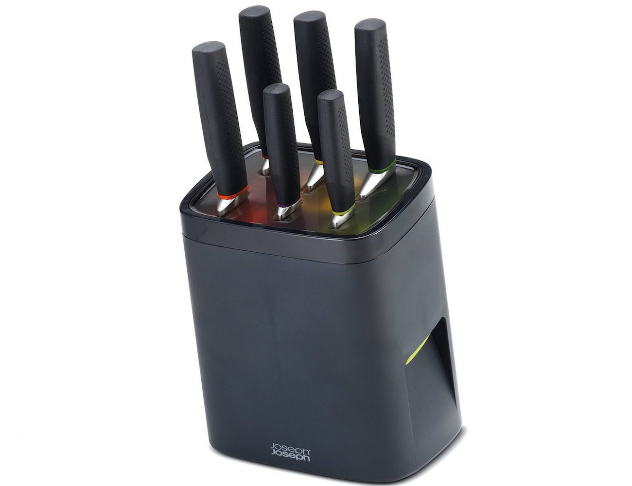 Cool Knife Block Sets Self Locking Knife Block Review The Gadget Flow