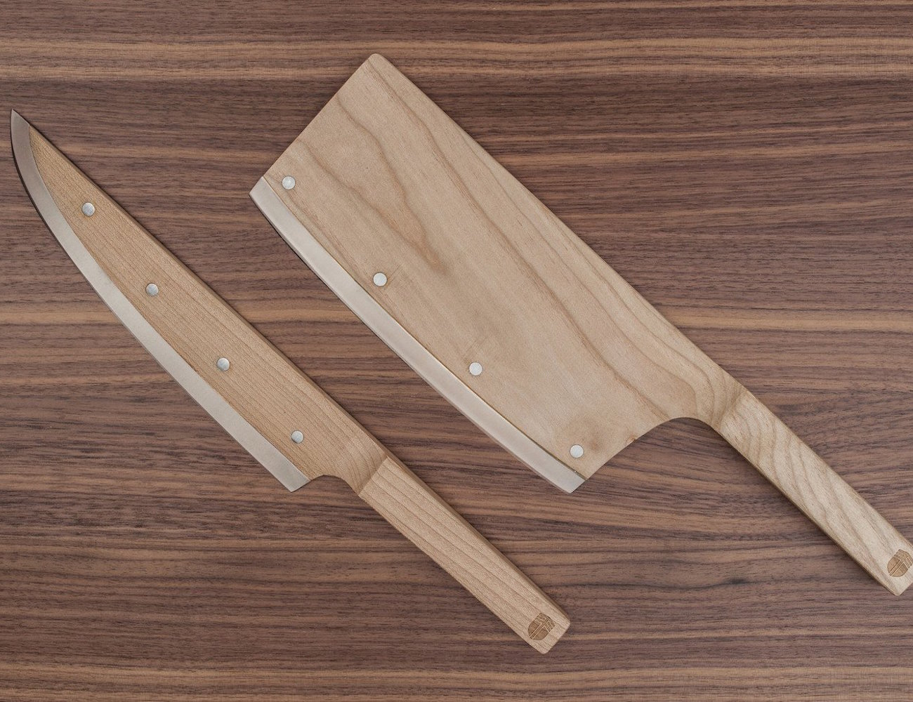 maple knife set kitchen knives perspective review cooks knife paring knife carving fork