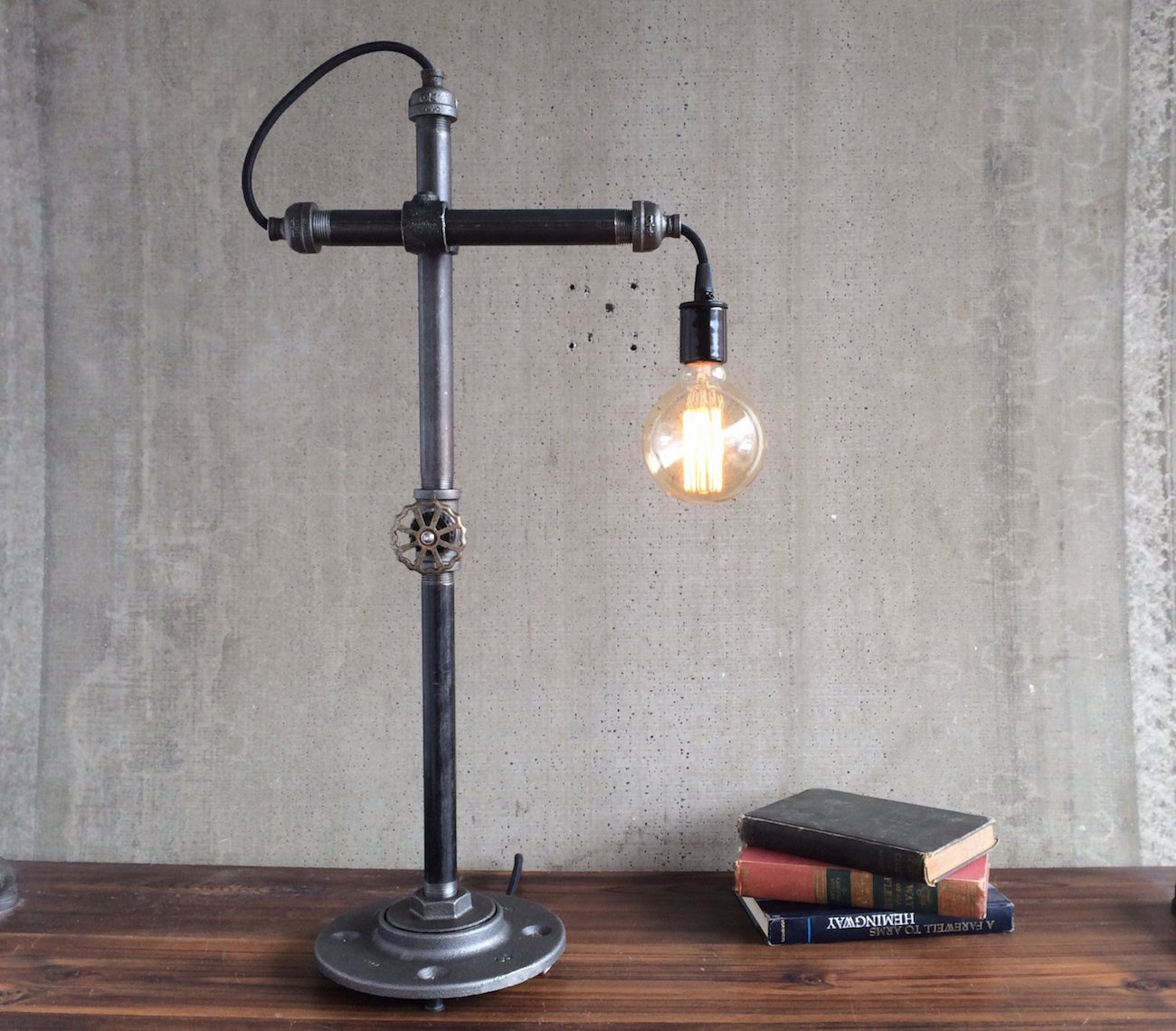 Industrial Style Lampen Industrial Style Work Light By Peared Creation Gadget Flow