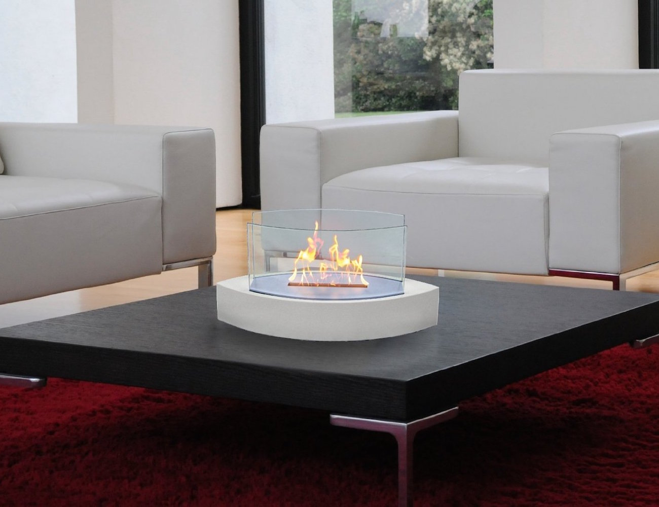 Couchtisch Kayla Lexington Tabletop Fireplace By Anywhere Fireplace Review