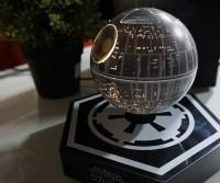Star Wars Death Star Levitating Bluetooth Speaker  Gadget ...