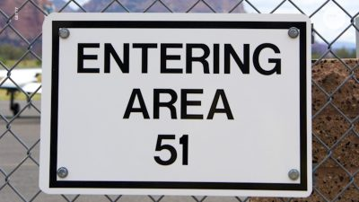 Nevada Area 51 holding alien hostages threatened by raid! - The Geek Herald