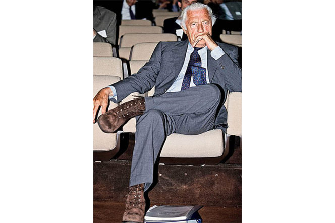 How To Dress Like Gianni Agnelli The Gentleman39s Journal