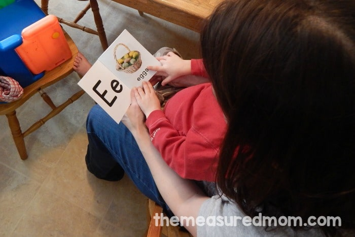 Simple alphabet books for babies, toddlers, and preschoolers - The
