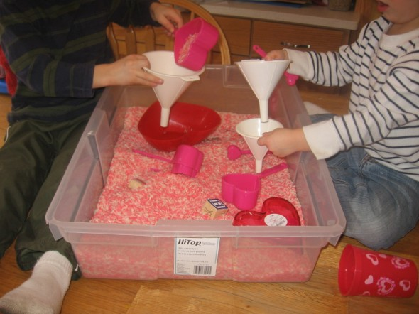 Sensory Play Ideas From A To Z The Measured Mom