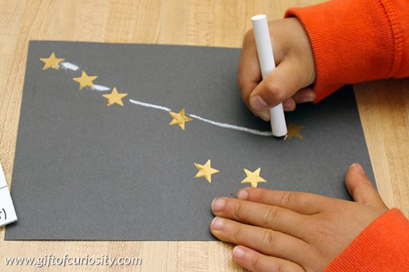 10 Fun space activities for kids - The Measured Mom