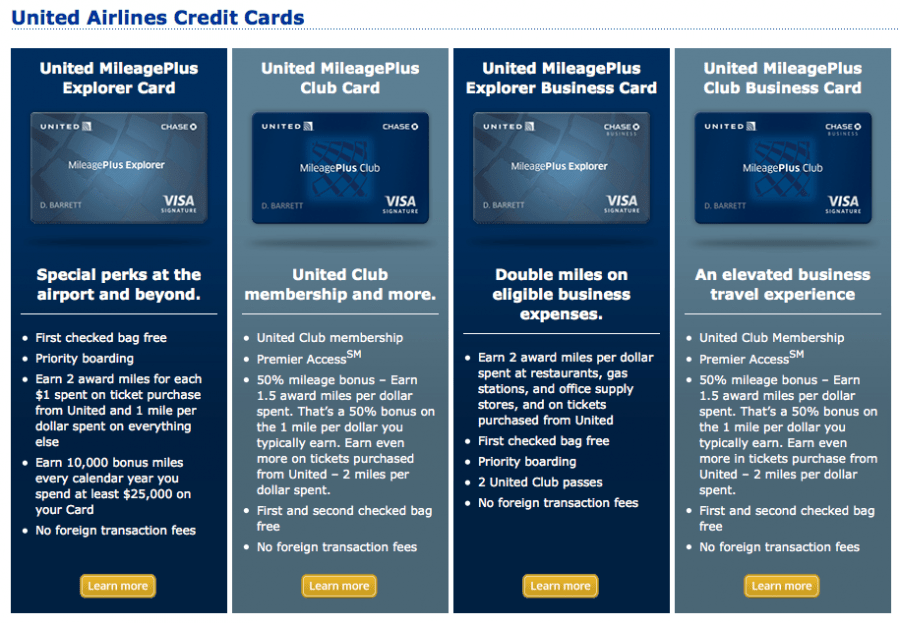 United airlines visa united airlines united airlines best info magnificent united business credit card photos rhetadaminfo united airlines visa at united airlines colourmoves Gallery