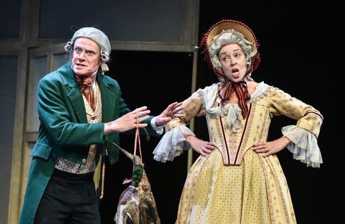 Sense and Sensibility review at Theatre by the Lake, Keswick