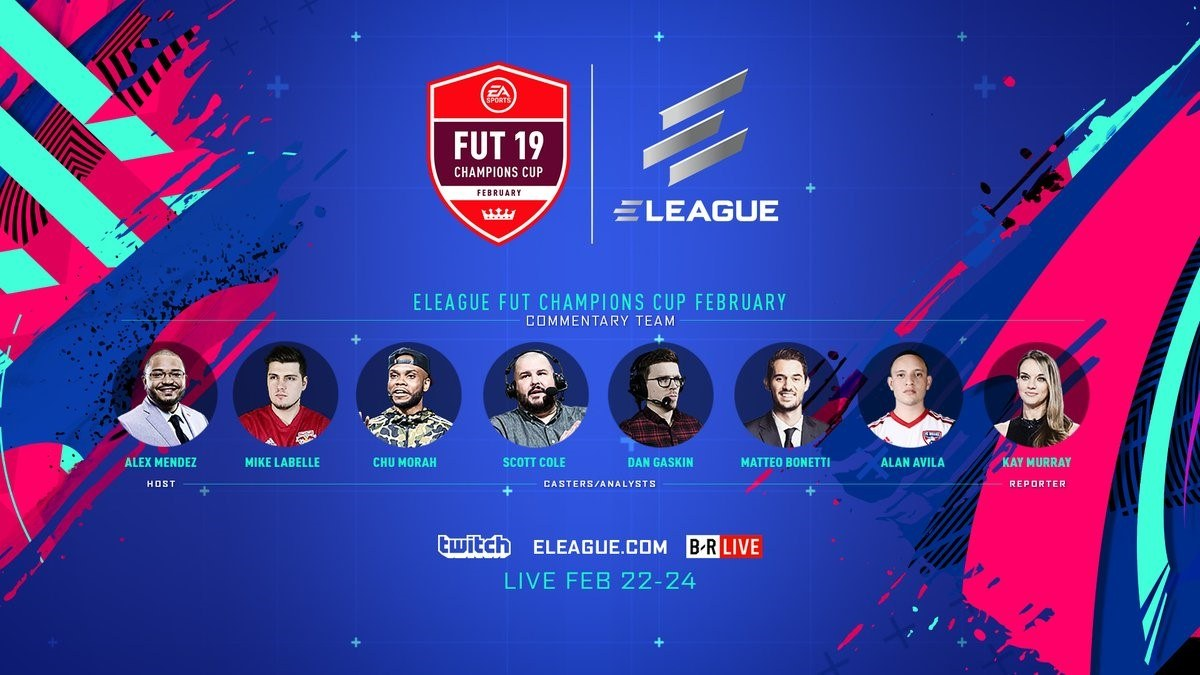 Cash Pool Teilnehmer Fifa 19 Eleague Fut Champions Cup February Preview The Stats Zone