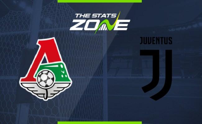 2019 20 Uefa Champions League Lokomotiv Moscow Vs Juventus Preview Prediction The Stats Zone