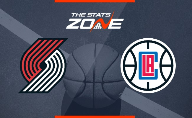 2019 20 Nba Portland Trail Blazers Los Angeles Clippers Preview Pick The Stats Zone