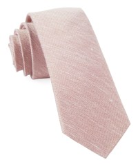 Blush Jet Set Solid Tie | Ties, Bow Ties, and Pocket ...