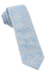 Mystic Blue Hanging Paisley Tie | Ties, Bow Ties, and ...