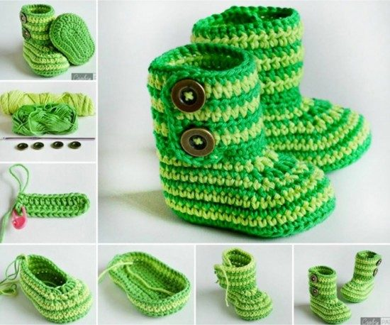 Boot Crochet Pattern Ivoiregion