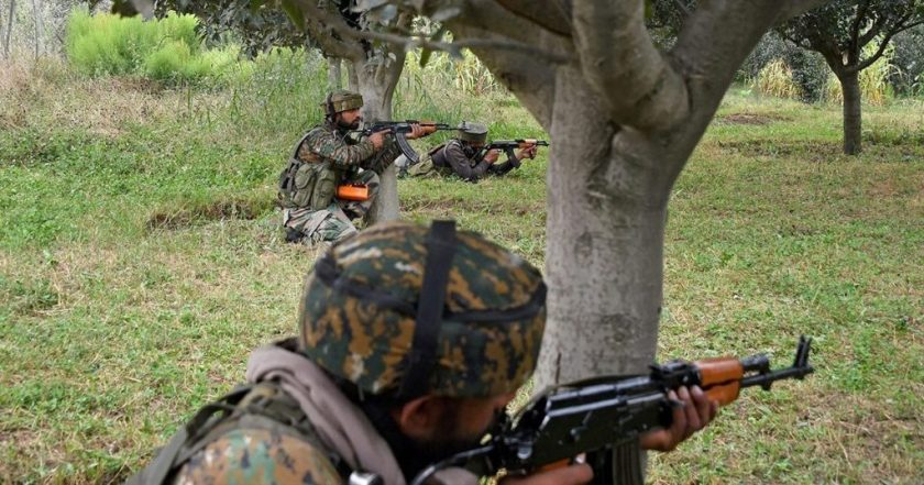 The ceasefire was announced without any preparation, had no roadmap and its objective was unclear except to convey that the security forces would not fire unless fired upon. Credit: S. Irfan/PTI file photo