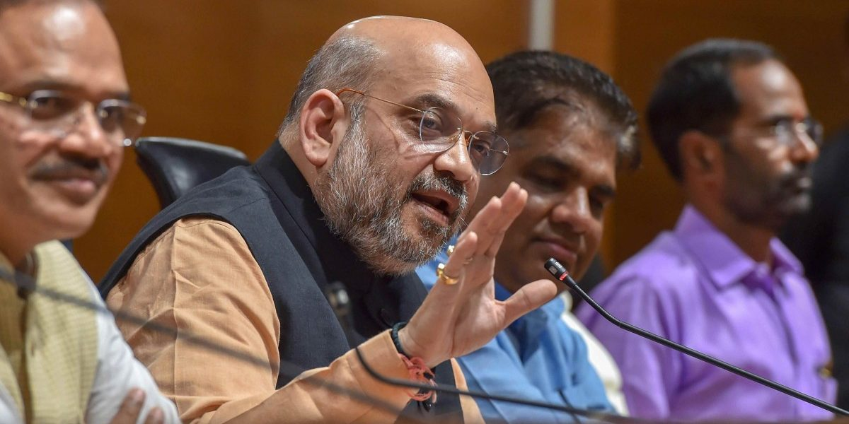 Amit Shah to Head Group of Ministers to Tackle Mob Lynching
