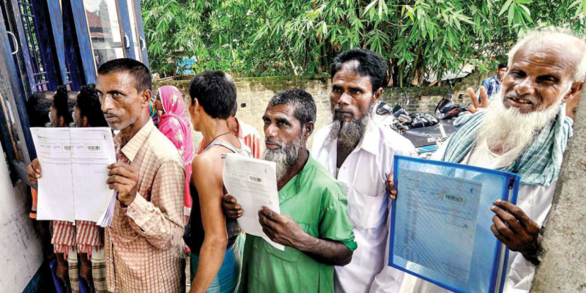 The Sangh Sees the NRC as a Device to Target Muslims All Over India