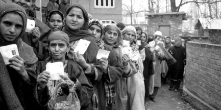 Kashmir's Civic Polls Today Are Shrouded in Secrecy