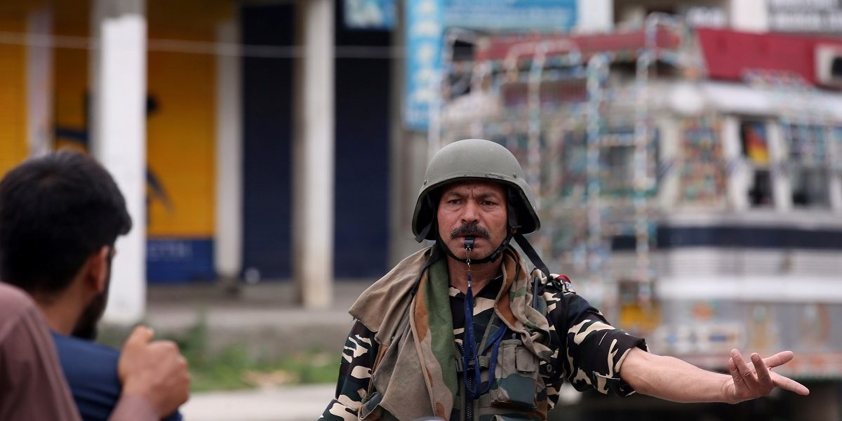 In Kashmir, the Plan Is Not Just to Control but Also Humiliate an Entire People