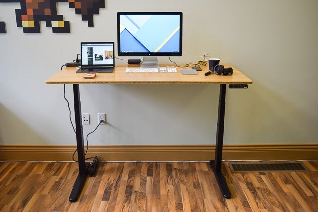 Uplift Desk The Best Standing Desks For 2019: Reviews By Wirecutter