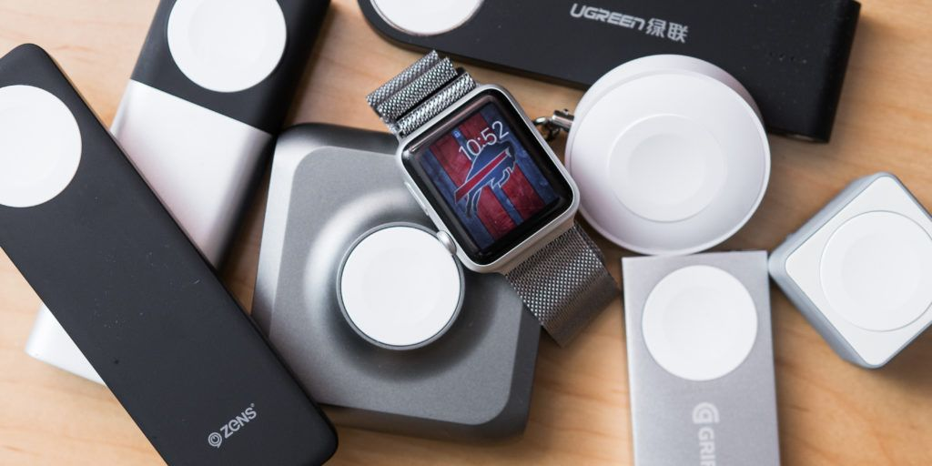 The Best Apple Watch Chargers and Stands Reviews by Wirecutter A