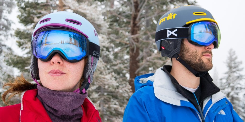 The Best Snow Helmets for Skiing and Snowboarding Reviews by