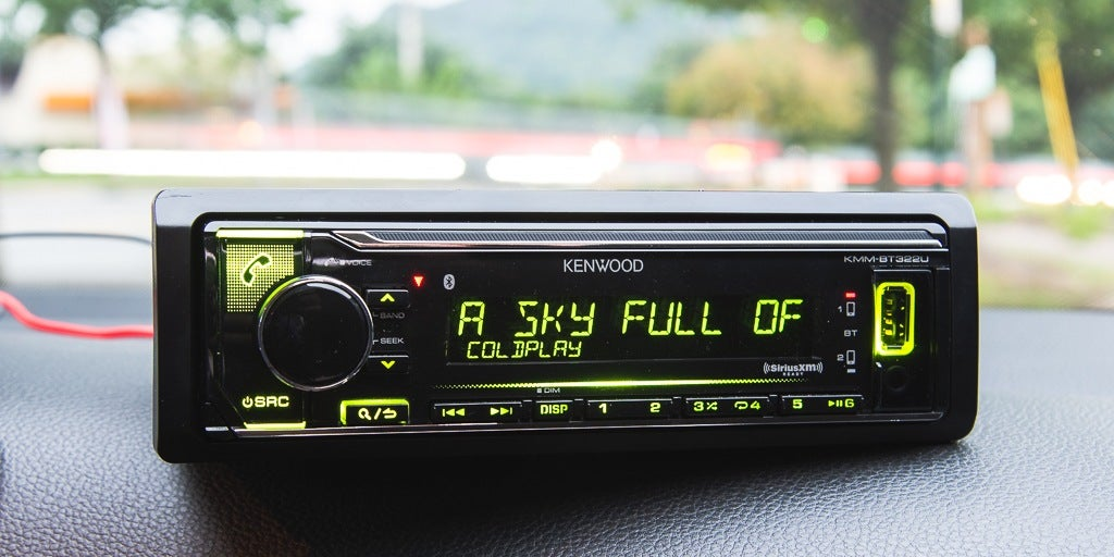 The Best Single-DIN Bluetooth Car Stereo Reviews by Wirecutter A