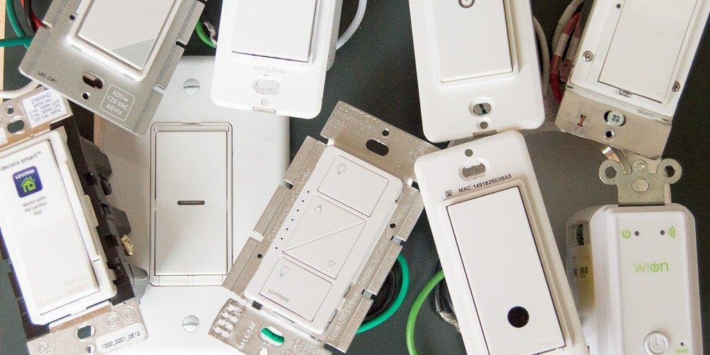 The Best In-Wall Smart Light Switch and Dimmer for 2019 Reviews by