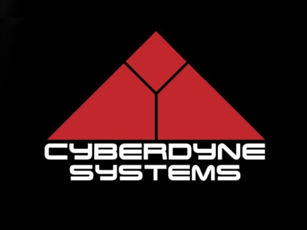 Animated Wallpaper Download Cyberdyne Systems Terminator Logo By Ron9083 Thingiverse