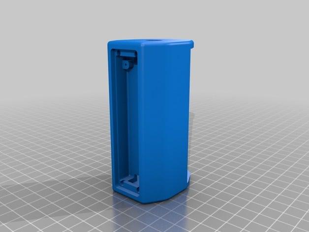 Dna200 Box Mod Box Battery 3x 18650 By Mc0676